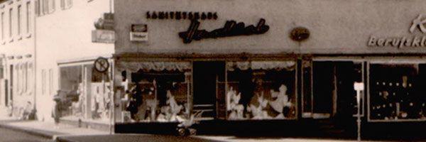 Hartlieb Geschichte 1960