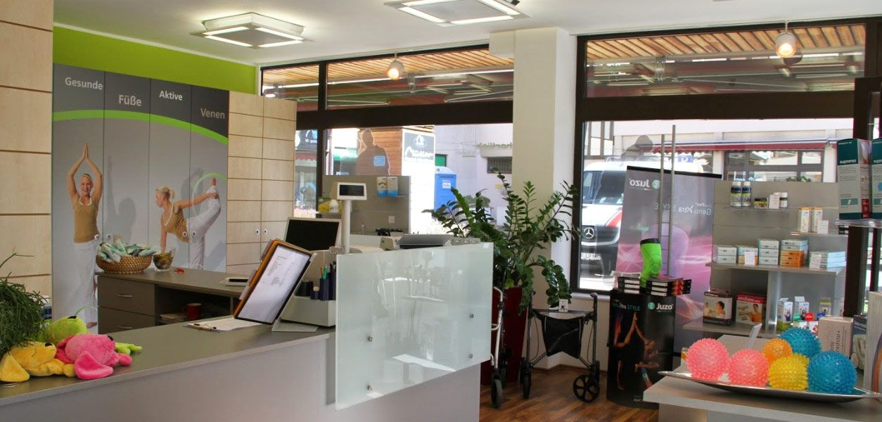 Hartlieb Sanitätshaus in Süssen