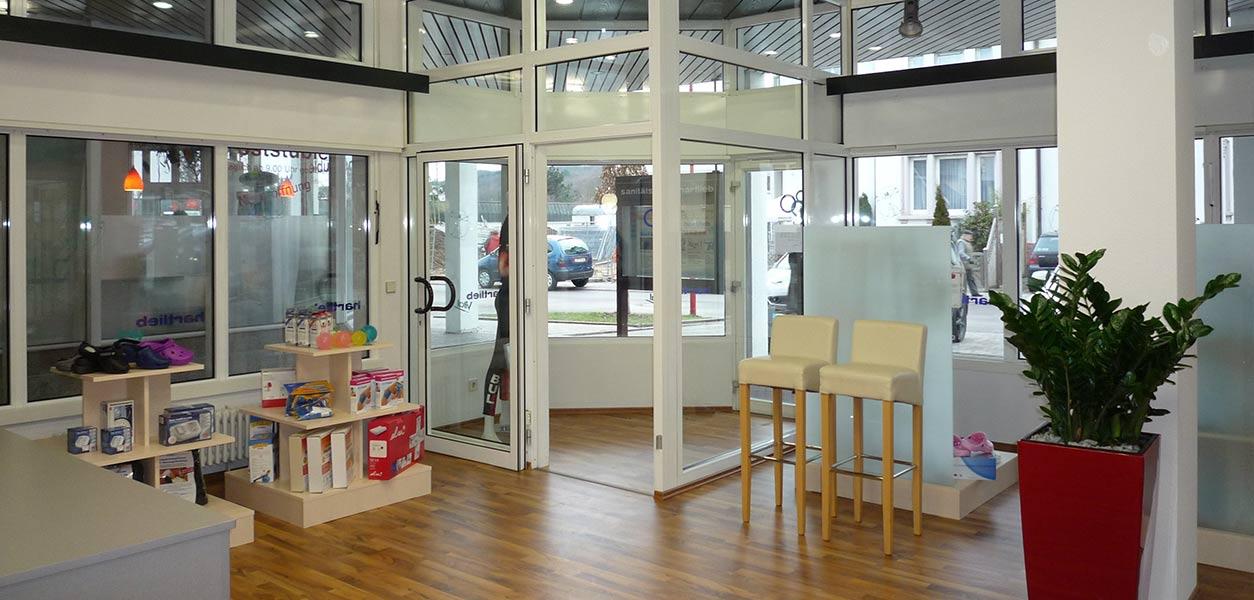 Hartlieb Sanitätshaus in Uhingen